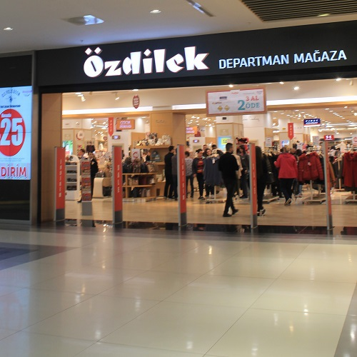 ÖzdilekPark Bursa Nilüfer Shopping Center