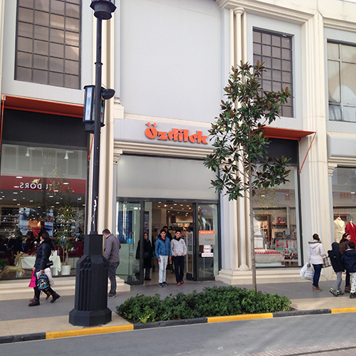 İsfanbul Shopping Center